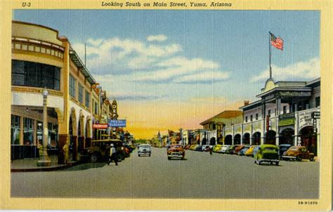 Penny Postcards from Yuma County Arizona