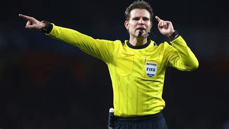 Felix Brych appointed Champions League final referee
