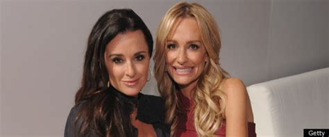 Taylor Armstrong And Daughter Living At Kyle Richards