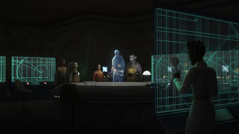 Star Wars Rebels season 4 episode 5 review: The Occupation
