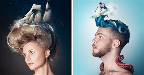 Surreal Portraits Where Our Dreams Are Visible   DeMilked