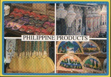 Philippine Products | Another card from Aislinn for the