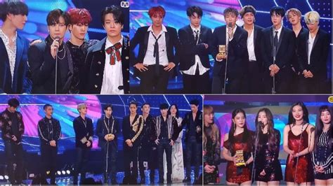 Here Are The Winners Of The 2017 Mnet Asian Music Awards