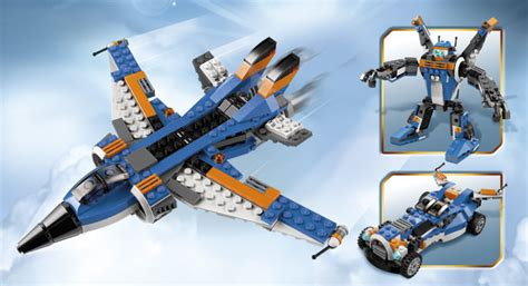 31008 L'avion de chasse | Wiki LEGO | FANDOM powered by Wikia