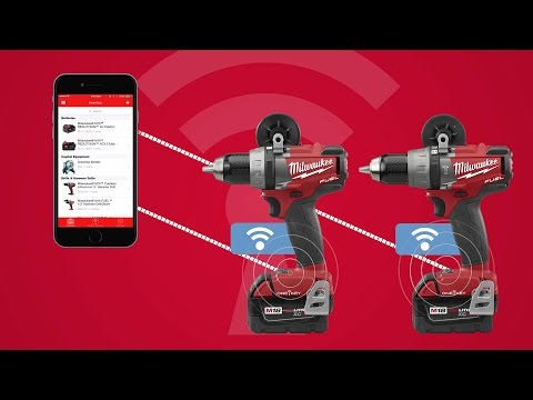 """Milwaukee® M18 FUEL™ w/ONE-KEY™ 1/2"""" Hammer Drill and"""