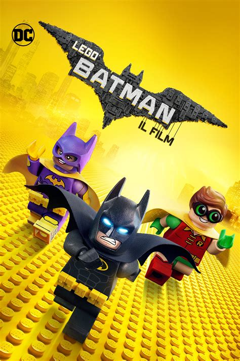 LEGO Batman : Le film (2017) • fr