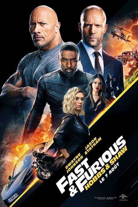 voir Fast & Furious: Hobbs and Shaw en streaming vf