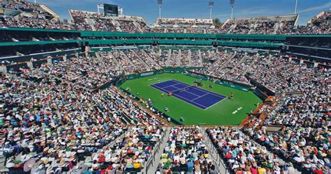 Indian Wells is the favourite Masters 1000