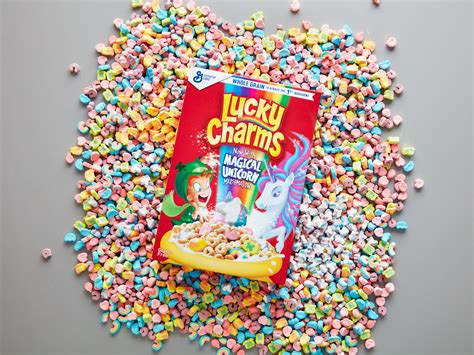 Lucky Charms Upgrades to 'Magical Unicorn' Marshmallows