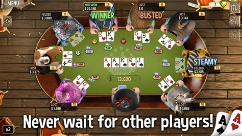 Governor of Poker 2 - OFFLINE POKER GAME APK Download