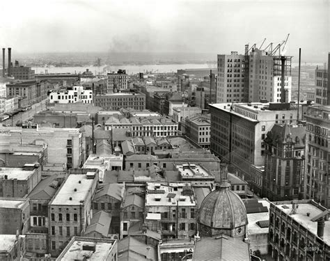 What Did New Orleans Look Like in 1910? - Cool Old Photos