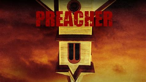 Preacher - Jackie Earle Haley cast as Odin Quincannon