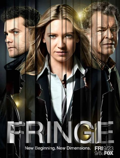 Fringe: saison 5 - VIDEOSTREAM : Replay TV en streaming