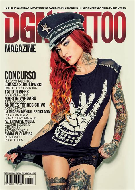 DGN TATTOO MAGAZINE #142 by DGN TATTOO MAG