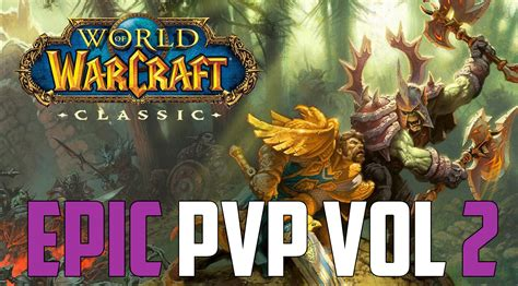 WOW classic : Sulfuron Alliance - Epic PVP vol2 - Kami-labs