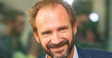 Ralph Fiennes: I can't remember when or why I did that