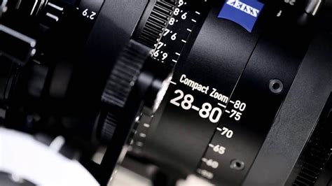 Carl Zeiss Lenses - Compact Zoom CZ