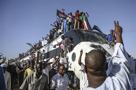 Sudan's evolving uprising moves into new stage with
