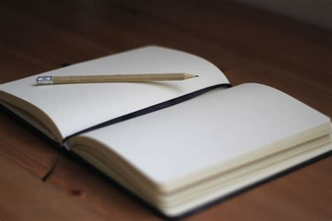 Free picture: blank page, book, textbook, university