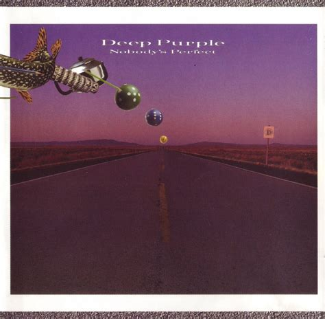 Musicotherapia: Deep Purple - Nobody's Perfect (1988)