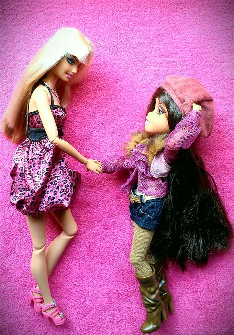 Barbie vs