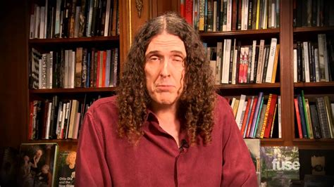 """""""Weird Al"""" Yankovic Answers Important Questions Posed By"""