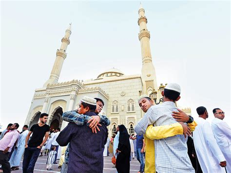 Eid Al Adha: Here's how to greet people during Eid in the