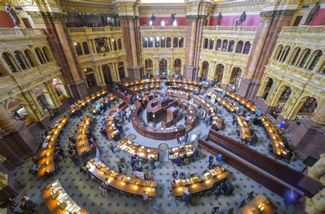 The Library of Congress wants to attract more visitors