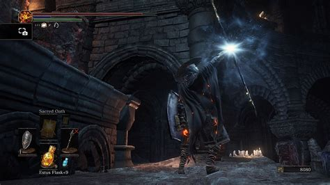 Dark Souls III Faith Weapons to Get the Most Out of Your