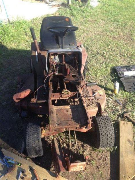 souped up lawn mowers | Tacoma World
