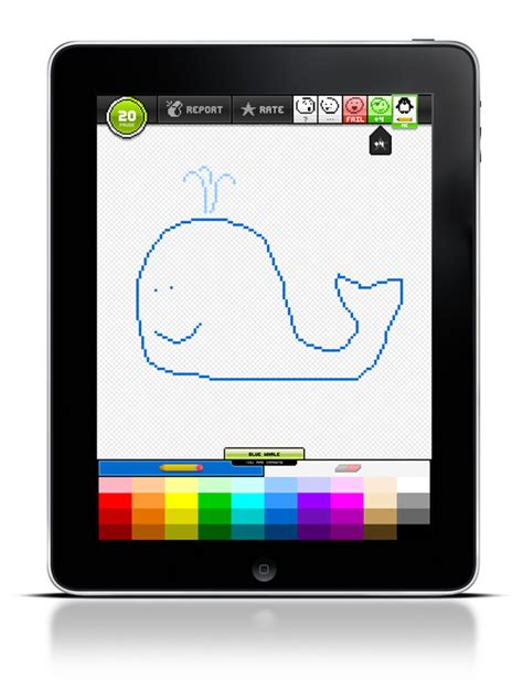 Free online pictionary game Depict coming to iPad