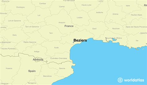 Where is Beziers, France? / Beziers, Languedoc-Roussillon