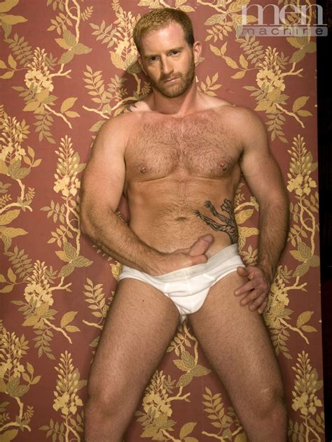 Hairy Chested Blonds: Adam Faust