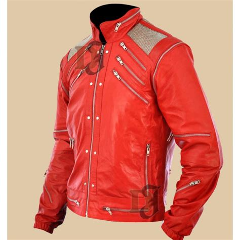 Buy Michael Jackson Beat It Jacket - Michael Jackson Red
