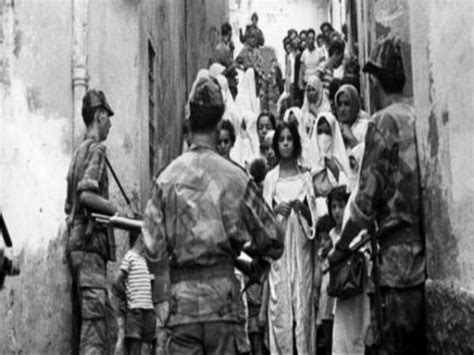 The french colonization in Algeria