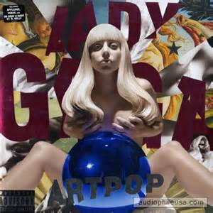 Lady Gaga - Artpop (Vinyl, LP, Album) at audiophileusa