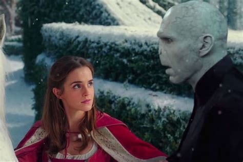 Hermione Falls in Love With Voldemort in 'Beauty and the