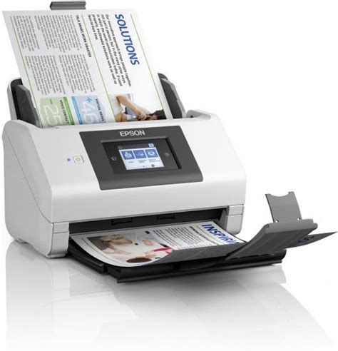 Epson WorkForce DS-780N Network Scanner | Free Delivery