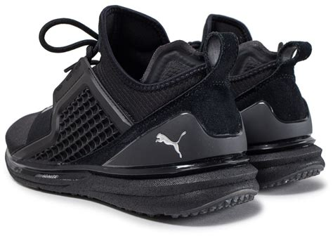 Puma Ignite Limitless noire - Chaussures Baskets homme