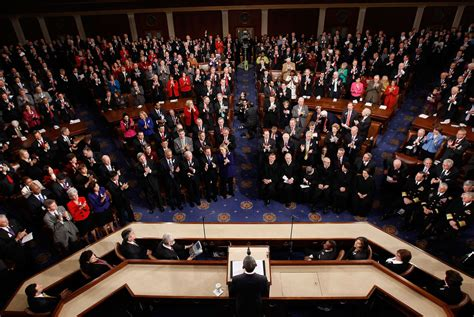 The President's Annual State of the Union Address