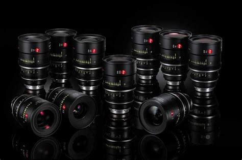 Half a Million Dollars in Leica Movie Lenses and Other