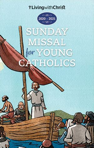 2020-2021 Sunday Missal for Young Catholics Special Issue