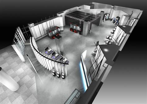 Namco virtual reality center, VR Zone Project i Can, opens