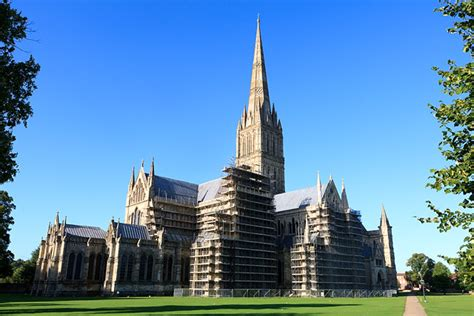Salisbury Cathedral, Cathedral Church of the Blessed
