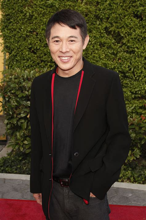 Jet Li Being Treated for Hyperthyroidism | Hollywood Reporter