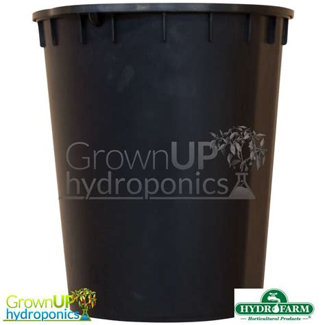 Plant!T 20 Litre Black Bucket and Lid - DIY Hydroponics