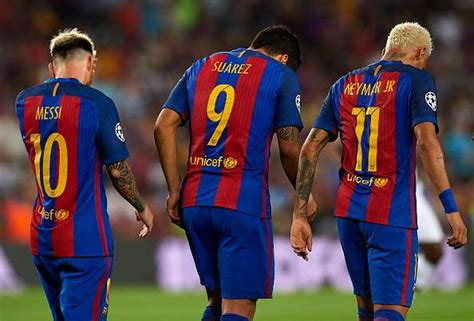 Release clauses of all Barcelona players - how much are