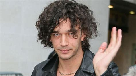The 1975's Matty Healy didn't want to sing about heroin