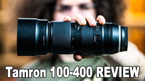 TAMRON 100-400 LENS REVIEW | GREAT for Sports, Wildlife