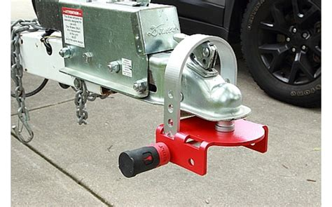 BOLT Offers New Coupler Lock for Off-Road Trailers | Off